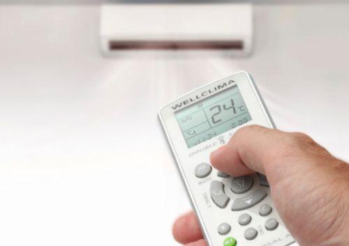 ricerca automatica climatizzatore